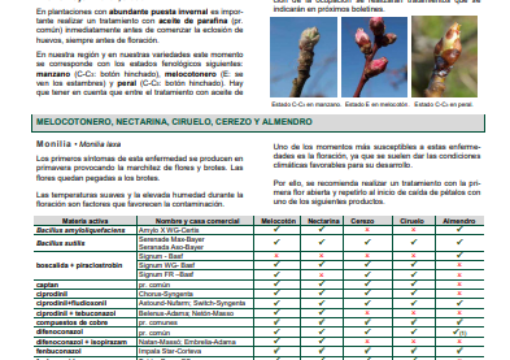 BOLETÍN DE AVISOS FITOSANITARIOS Nº2 – 2021