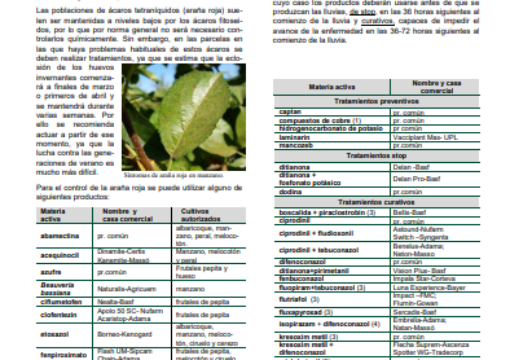 BOLETÍN DE AVISOS FITOSANITARIOS Nº4 – 2021