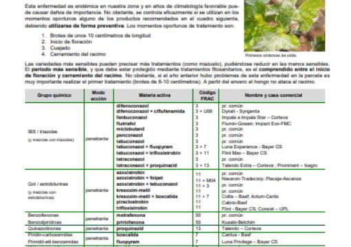 BOLETÍN DE AVISOS FITOSANITARIOS Nº5 – 2021